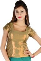 9rasa Scoop Neck Women's Blouse