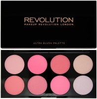 Makeup Revolution London Blush And Contour All About Pink (Pink)