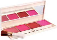 Swiss Beauty Blusher Palette (Indian Red, Pink, Fire Brick, Hot Pink)