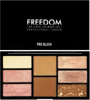 Freedom Pro Blush Palette Bronze And Baked (Bronze And Baked)