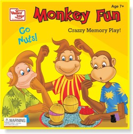 United Toys Monkey Fun Board Game