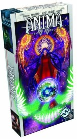 Fantasy Flight Games Anima Shadow Of Omega Board Game