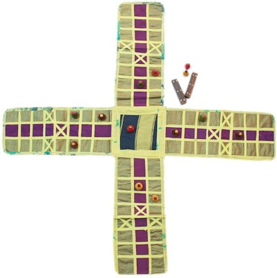 Kalaplanet Historical Game Chausar Or Pachisi