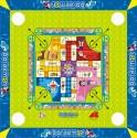 Itoys Doraemon 3-in-1 Carrom Board - Big Board Game