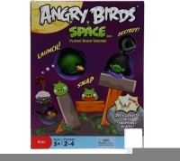 AV Shop Angry Birds Space Planet Block Version Board Game