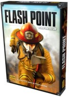 Indie Boards & Cards Flash Point Fire Rescue 2Nd Edition Board Game
