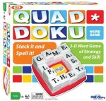 Ideal Board Games Ideal Quad Doku Board Game