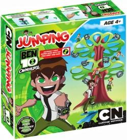 Ben 10 Jumping Ben 10 Board Game