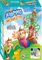 Ekta Jumping Monkey Board Game