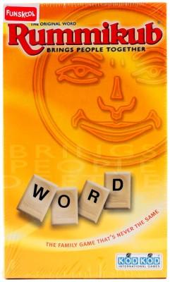 Funskool Rummikub Mini Word Game