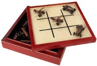 Front Porch Classics Old Century Classics Tic Tac Toe Board Game