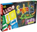 Shree Creations Ludo Snake And Ladder Deluxe Board Game