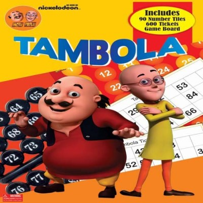 BPI Board Games BPI TAMBOLA MOTU PATLU Board Game