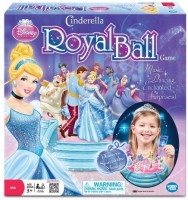 Wonder Forge Disney Cinderella'S Royal Ball Board Game
