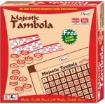 Annie Board Games Annie Majestic Tambola Board Game