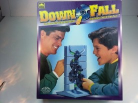 Golden Down Fall Board Game