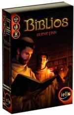 IELLO Board Games IELLO Biblios Board Game