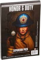 Indie Boards & Cards Flash Point Honor And Duty Board Game
