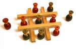 AATIKE Board Games AATIKE Tic Tac Toe Board Game
