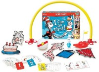 Wonder Forge Cat In The Hat I Can Do That Board Game