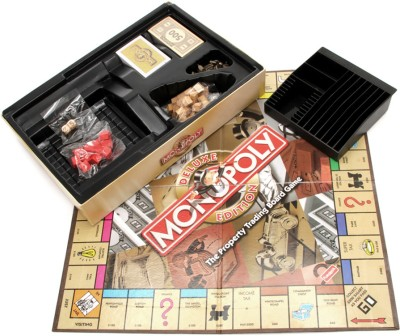 Buy Funskool Monopoly - Deluxe Edition Board Game: Board Game