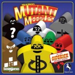 Bezier Games Board Games Bezier Games Mutant Meeples Board Game