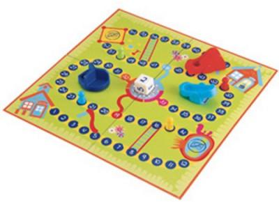 ELC Board Games ELC Slides and Ladders Board Game