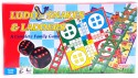 KKD (Kids Zone) Ludo - Snakes And Ladders Board Game