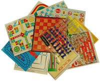 Just Toyz All In One Multigame Board Game