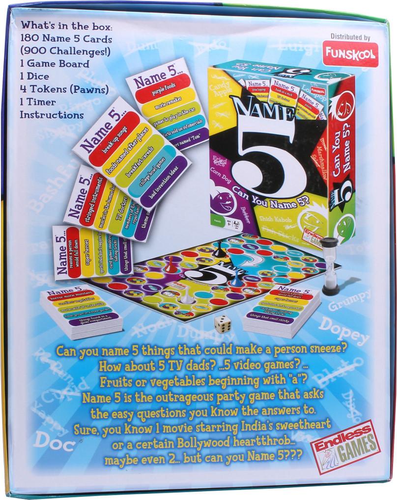 Board Games : Target
