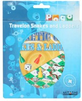 Pogo Travelon Snakes And Ladders Board Game