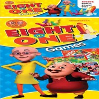 BPI MOTU PATLU 8 IN 1 BOARD GAMES- 5999 - MOTU PATLU Board Game