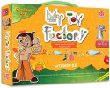 MadRat Games Chhota Bheem My Toy Factory Board Game