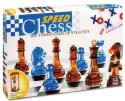 Giftoscope Speed Chess The Timed Game Of Strategy With Criss-Cross Board Game
