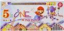 Harish Toys 5 In One Game (BIG) Board Game