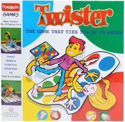 Buy Funskool Twister Board Game: Board Game