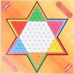 how to play chinese checkers in hindi