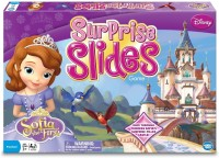 Disney Sofia The First Surprise Slides Game Board Game