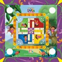 itoys Dora The Explorer 3-in-1 Carrom Board Board Game