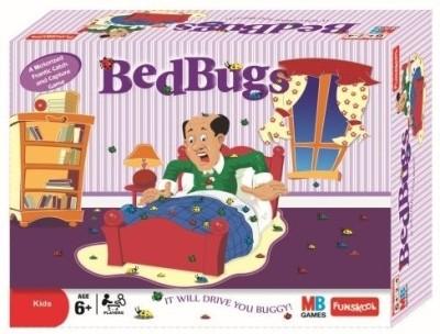 Funskool Bed Bugs Capture Board Game