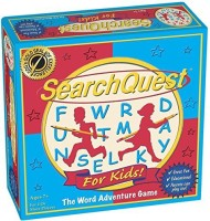 Game Development Group Searchquest For Kids The Word Adventure Board Game