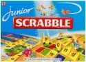 Games Scrabble Junior Brand Crossword Board Game