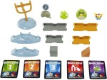 Mattel Board Games Mattel Angry Birds Space Game Planet Block Version Board Game
