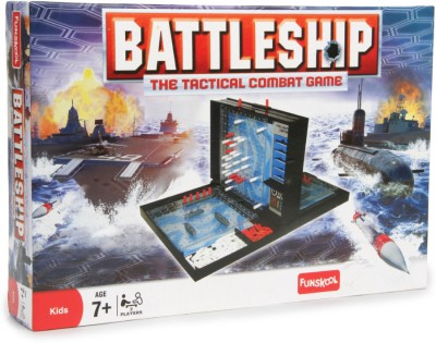 Funskool Battleship - The Tactical Combat Board Game