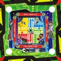 itoys Ben 10 Omniverse 3-in-1 Carrom Board Board Game