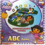 Funskool Board Games Funskool Dora the Explorer ABC Game ? Educational Game for Kids Board Game