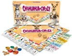Late for the Sky Board Games Late for the Sky Chihuahua opoly Board Game