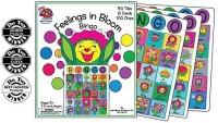 Bright Spots Feelings In Bloom Bingo (Play Therapy S) Board Game