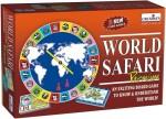 Creative Education Board Games Creative Education World Safari Premium Board Game