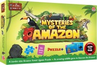 MadRat Madrat Games Mysteries Of The Amazon Board Game